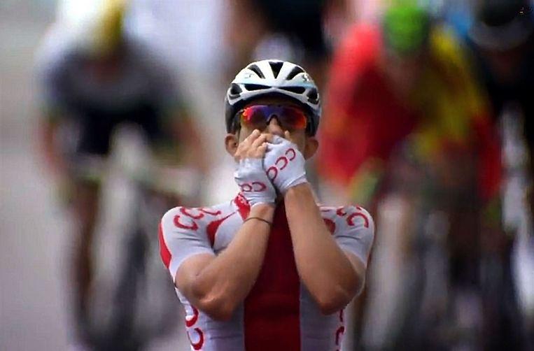 Het is de eerste Poolse wereldtitel in de geschiedenis Beeld PHOTO_NEWS