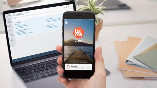 Overheid verlengt samenwerking met identificatie-app itsme met drie jaar