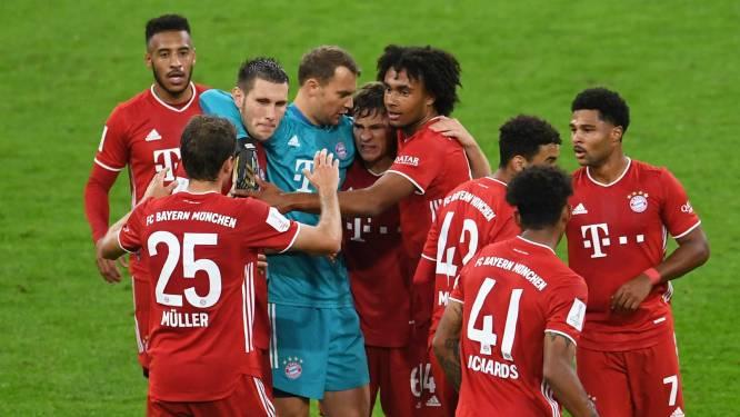 De víjfde trofee in één seizoen: Bayern te sterk voor Dortmund in Duitse Supercup