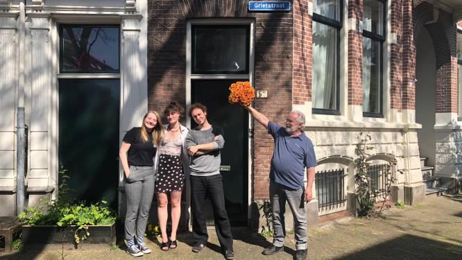 Cees (67) is volgens zijn huurders de beste huisbaas van Utrecht: 'We staan samen Frank Sinatra te zingen'