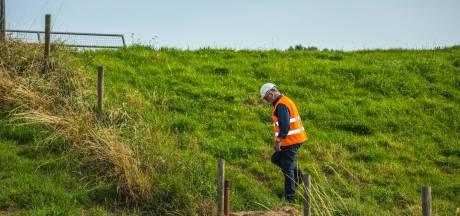 Geen 'Limburgse toestanden', maar toch: Waterschap Aa en Maas zet de klok rond mensen in voor bewaken dijken