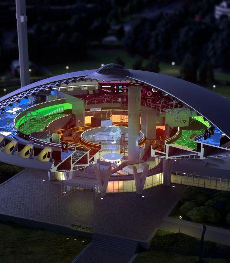 Futurelab voor zeker tien jaar in het Evoluon, zelfs in het slechtste scenario