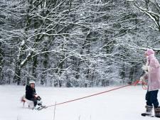 Het gaat hard sneeuwen, waar valt het dikste pak? Moeilijk te zeggen, maar 'het wordt spectaculair!'