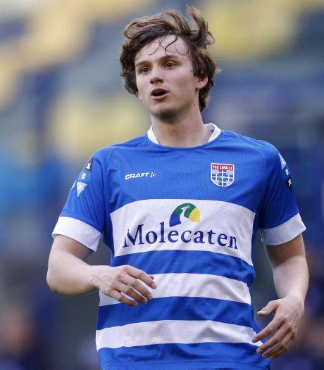 Sepp van den Berg trots op broertje Rav (16) na PEC-debuut: 'Leek wel alsof ik zelf moest voetballen'