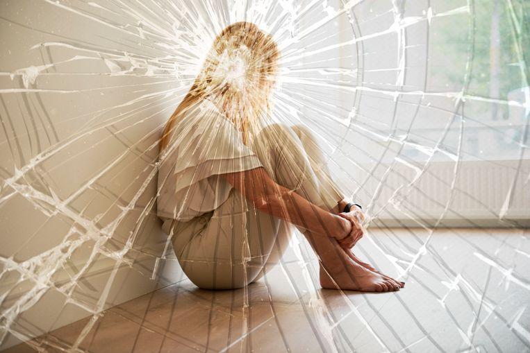 Elk jaar worden in Nederland meer mensen gedwongen opgenomen in een psychiatrische instelling. In 2020 waren we, met meer dan 30 duizend opnames, koploper in Europa. Beeld Arno Bosma