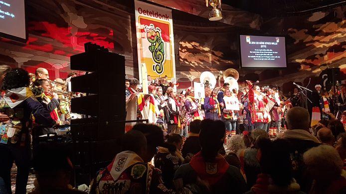 Het Kwèkfestijn in het Theater aan de Parade.
