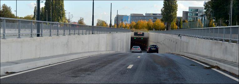 De Navo-tunnel.