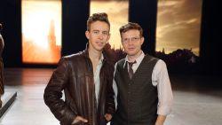 Boezemvrienden Jelle Cleymans en Jonas Van Geel werken samen aan eerste album