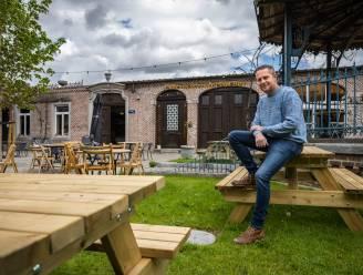 """Broers brengen met horecazaak 'Goeste in Wies' oude site van brouwerij Van Roy weer tot leven: """"Genieten van nostalgie uit jaren twintig"""""""