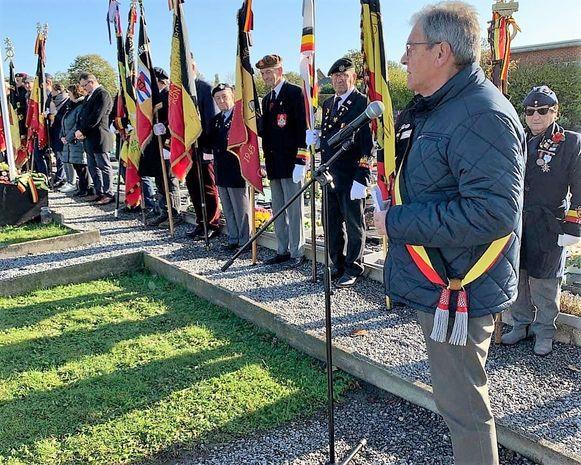 Herdenkingen in Kortenaken in de aanloop naar Wapenstilstand