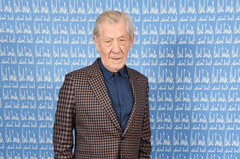 Sir Ian McKellen. Beeld Getty Images