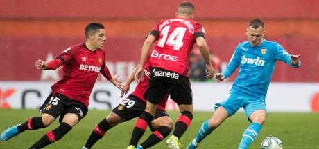 Gepasseerde Cillessen ziet Valencia forse nederlaag lijden