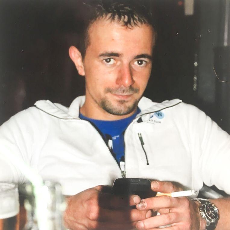 Benjamin van Heghe (30).