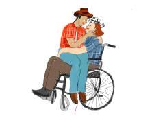 Eveline belandde in een rolstoel: 'René en ik hebben nooit meer samen kunnen dansen'