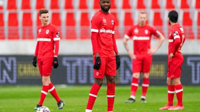"""Wordt blessure Haroun een zegen voor Antwerp? """"Je merkt dat sommigen zich niet helemaal gelukkig voelen"""""""