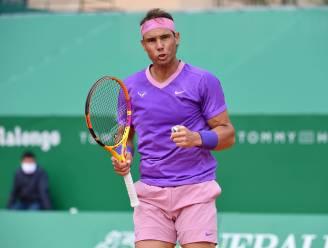 Indrukwekkende Nadal maakt kipkap van Dimitrov in Monte Carlo