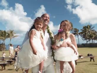 The Rock en gezin lopen coronavirus op