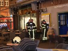 Rookontwikkeling in eetcafe Kandinsky in Waalwijk