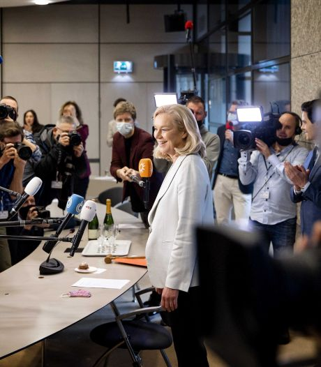 Kiezer laat Rutte en Kaag weinig keuze