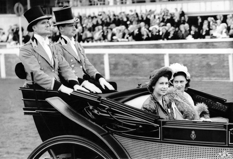 Royal Ascot 1949 Beeld Gamma-Keystone via Getty Images