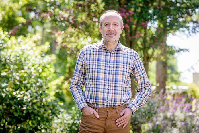 Pieter-Jan Klok, lid van ons nieuwe zaterdagse opiniepanel.