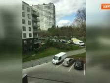 L'homme armé d'un couteau à Molenbeek s'est finalement rendu à la police