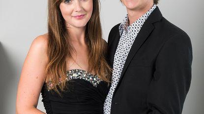 Kevin & Romina stellen single voor op Artiestendag