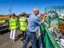 Roosendaal en Halderberge hebben hun nieuwe milieustraat: 'Ik ga het bijna leuk vinden'