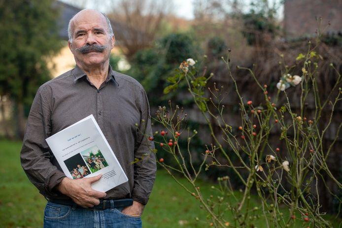 Genkenaar Taso (66) vertelt in zijn boek over zijn vrouw Sofia, die op 54-jarige leeftijd de diagnose van jongdementie kreeg.