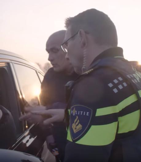 Middelburgse 'agent' uit omstreden clip van rapper Jebroer: 'Het is allemaal nep'