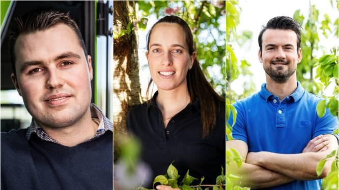 Veerle, David en Frits bijten spits af in eerste oproepaflevering van 'Boer zkt Vrouw'