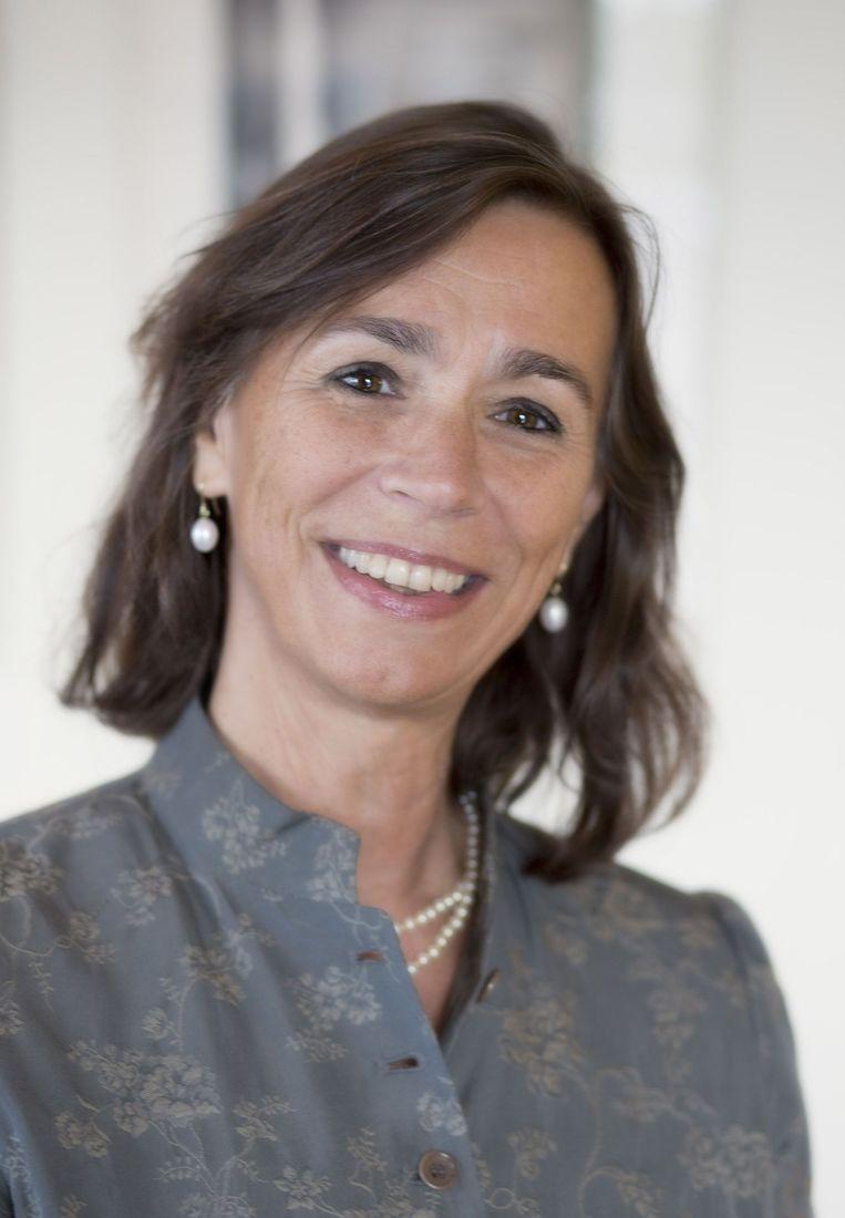 Mieke Zaanen, directeur KNAW. Beeld KNAW