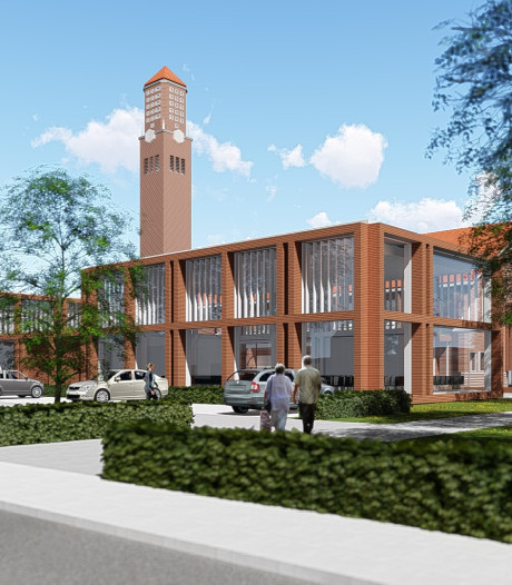 Nieuwe naam en gebouw voor fusiekerk in Barneveld
