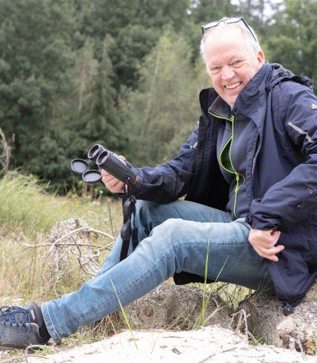 Het Vechtdal komt dankzij Geert op televisie bij Vroege Vogels