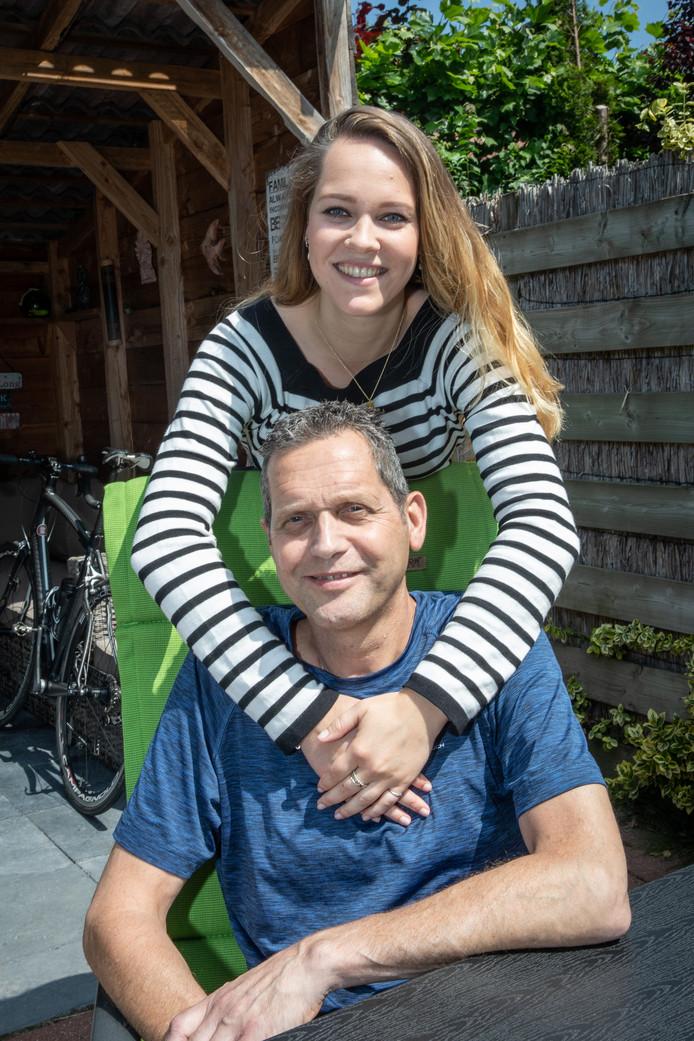 Fenna Kempe fietst zaterdag de Delta Ride for the Roses voor haar ongeneeslijk zieke vader Rob.