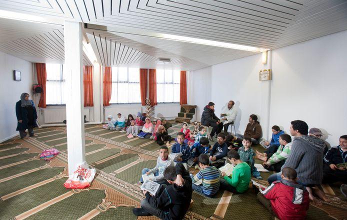 Archieffoto ter illustratie. Het onderwerp werd op de politieke agenda gezet door Leefbaar Rotterdam, dat een jaar geleden vragen stelde over koranlessen in een buurthuis.