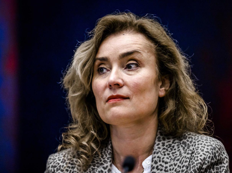 Vera Bergkamp (D66).