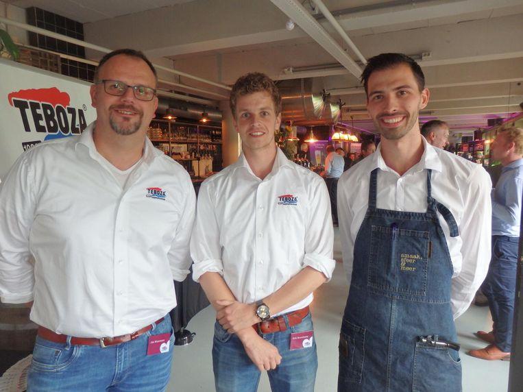Jan Muurmans en Erik Boonekamp (Teboza):