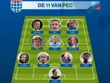 Een team uit eigen tuin: Edwin Duim als 16-jarige in het eerste elftal van PEC
