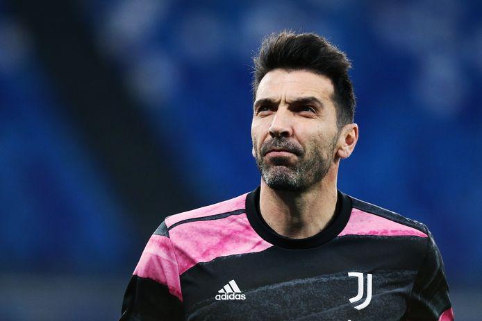 Gigi Buffon was 24 jaar op het moment van zijn 200ste wedstrijd.