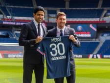 """""""Je vais jouer avec les meilleurs"""": revivez les moments forts de la présentation de Messi au PSG"""