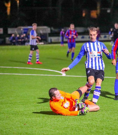 Brabantia-goalie Steven Baggermans wordt veldspeler bij Mierlo-Hout