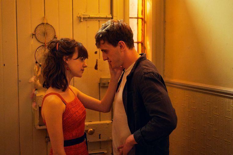Connell en Marianne vallen als een blok voor elkaar. Beeld Endeavor