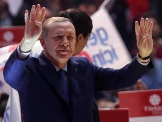 Turkse wet verbiedt campagne voeren in het buitenland