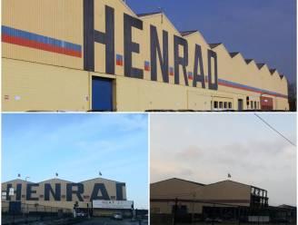 Grote gele HENRAD-fabriek verdwijnt stukje voor stukje uit het straatbeeld