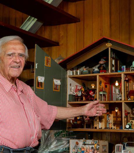 Het poppenhuis dat Bodo voor zijn vrouw maakte, moet bewaard blijven