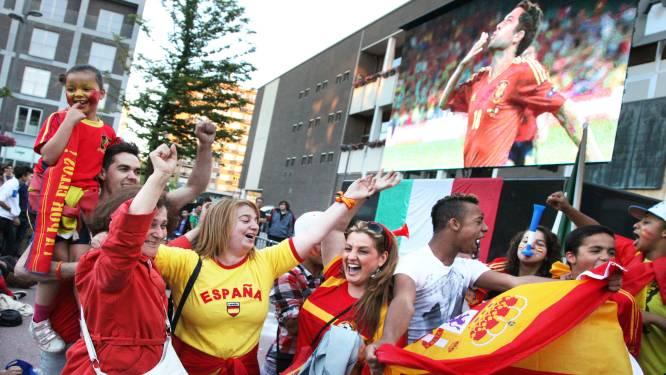 Genk trekt dit jaar streep door EK voetbal op groot scherm