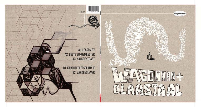 WAGONMAN MEETS BLAASTAAL Radio Centraal Sessies Beeld rv