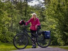 Zwolse gooit roer om en begint fietsvakantiebedrijf in coronatijd: 'Ik ben er zo aan toe'