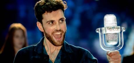 Songfestivalfans blijven positief: 'Twee jaar lang de winnaar!'